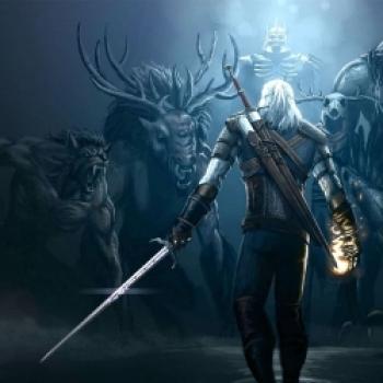 Geralt Rivyalı